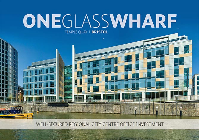 One Glass Wharf Investment Brochure Front Cover