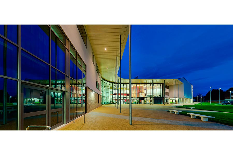 All Saints Academy Cheltenham for Skanska Photo 2