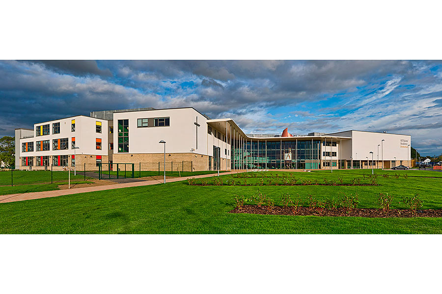 All Saints Academy Cheltenham for Skanska Photo 5