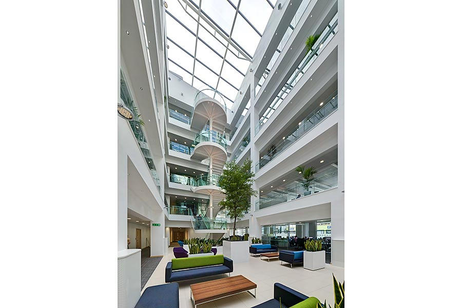 Hargreaves Lansdown Photo 3 Offices/ Atrium