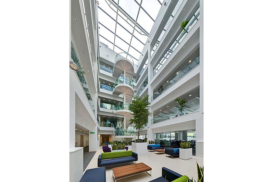 Hargreaves Lansdown Photo 3 Offices/ Atrium