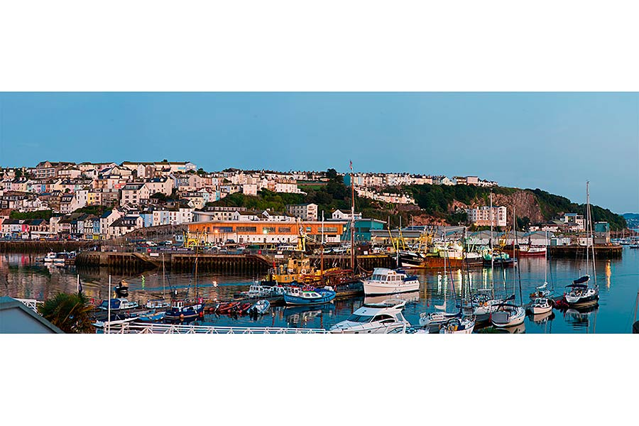 Brixham Fish Market Photo 2