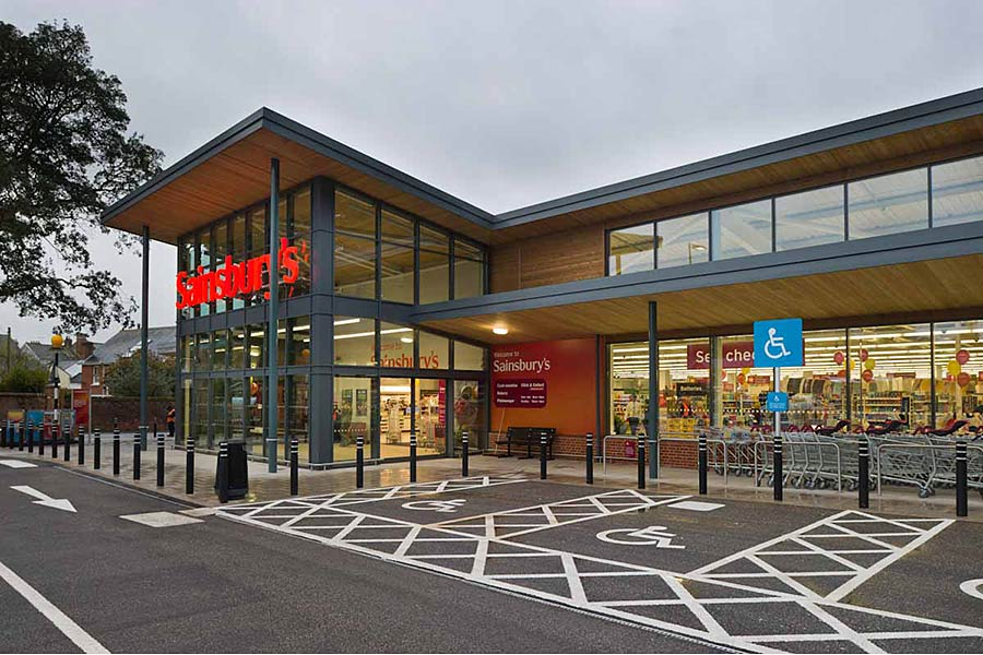 Sainsburys Ottery St Mary Photo 05