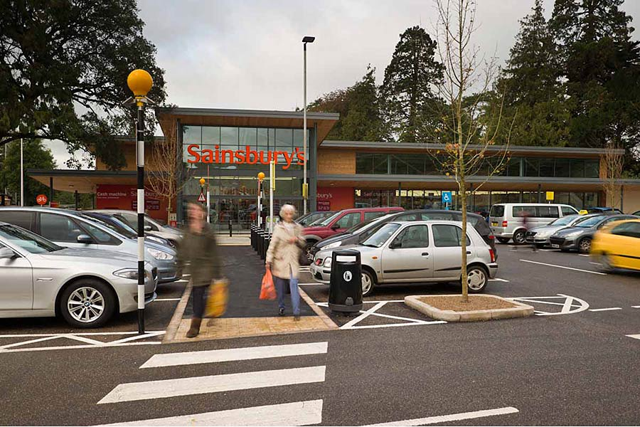 Sainsburys Ottery St Mary Photo 03