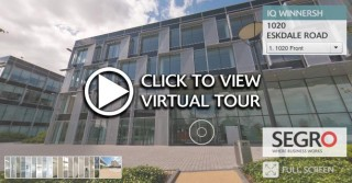 Virtual Tour with Gyro feature disabled