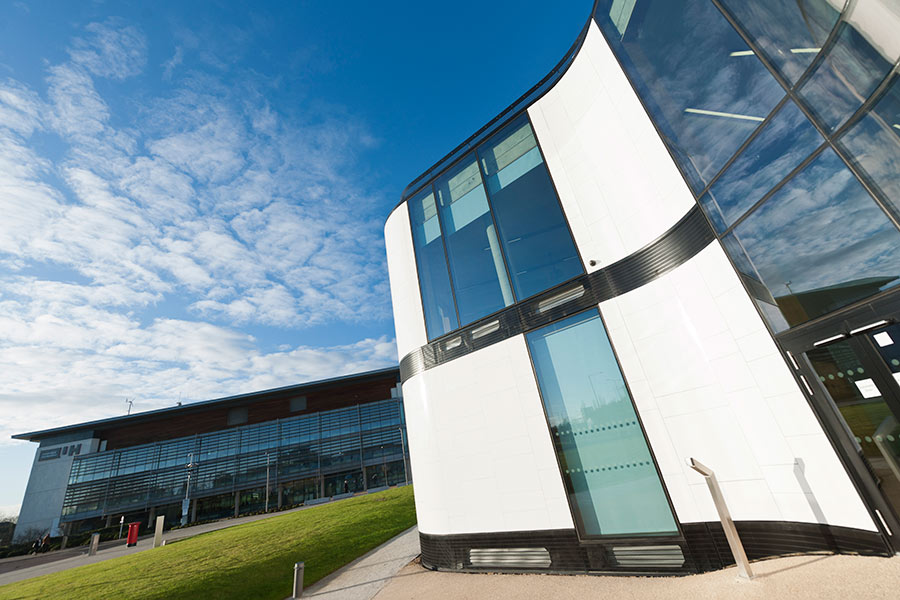 Law and Court Building University of Hertfordshire Hatfield
