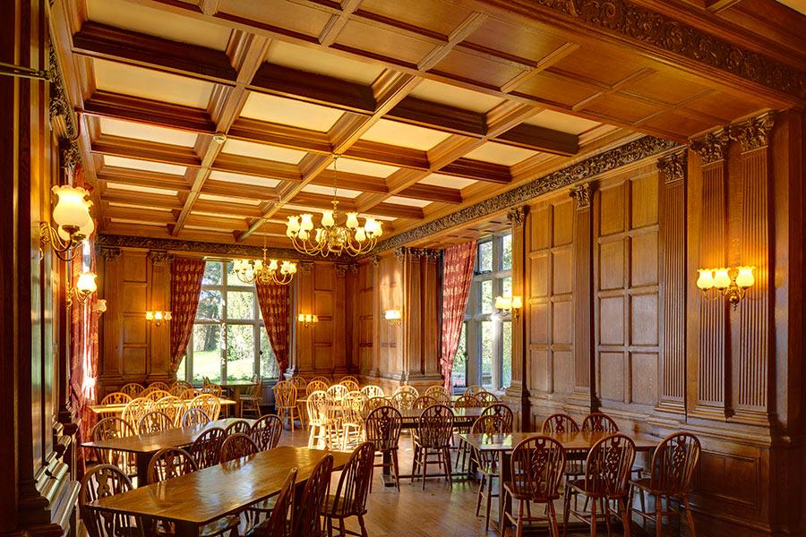 Burwalls Centre Bristol Dining Room