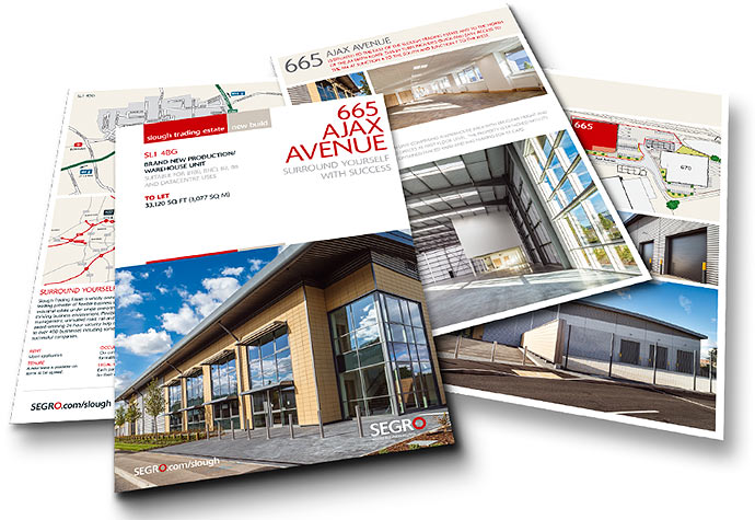 PDF Marketing Brochure of 665 Ajax Avenue