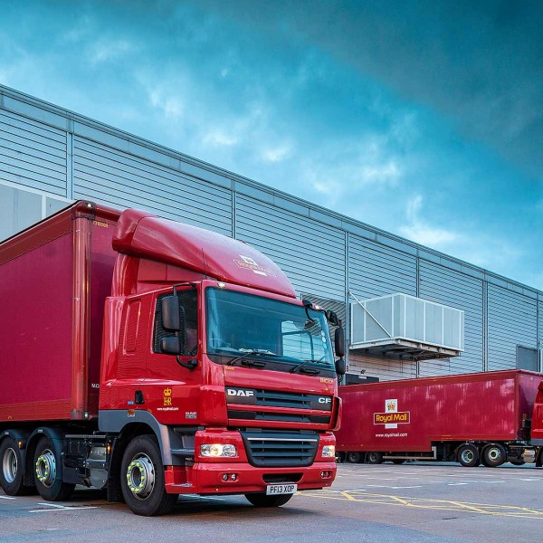 Royal Mail Birmingham for Segro PLC | Property Photographer Steve Townsend