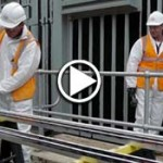 Video: Manchester Metrolink and Container Clad