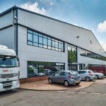 Property Video of Industrial Warehouse in Leeds