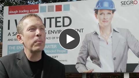 Enterprise Quarter Video at the Slough Trading Estate