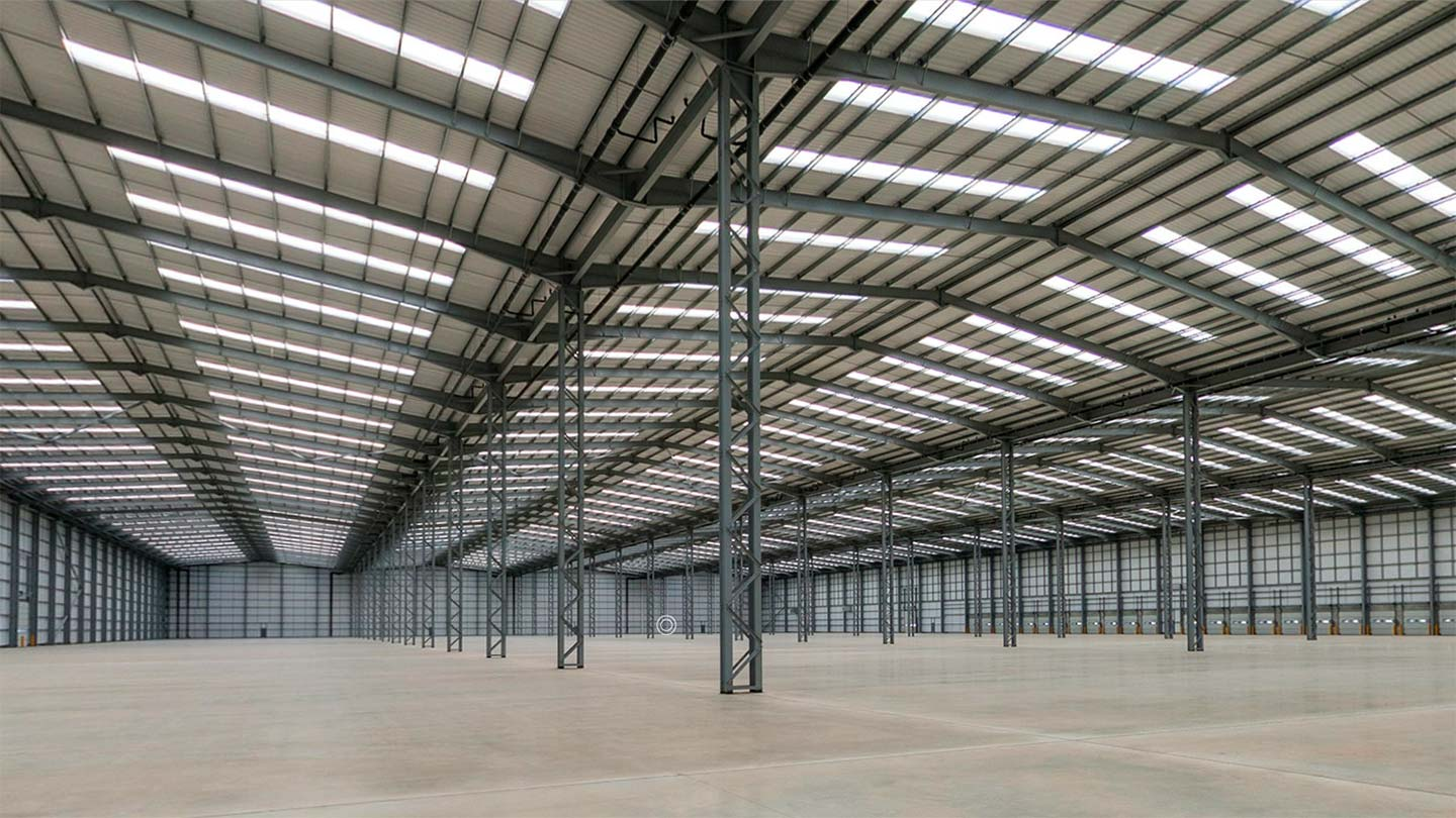 Corby for the Logistics Property Partnership