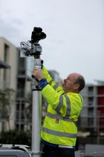 Elevated Mast Photographer