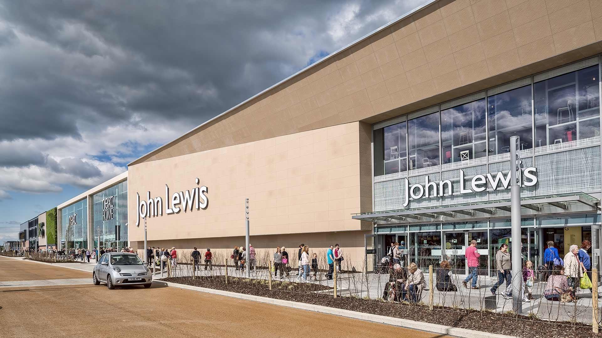 John Lewis store York