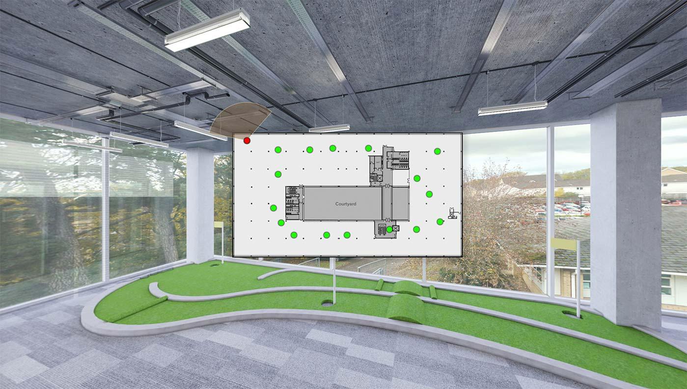 Eastern Business Park CGI Virtual Tour