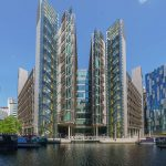 Waterside House Paddington Basin London Photo 164